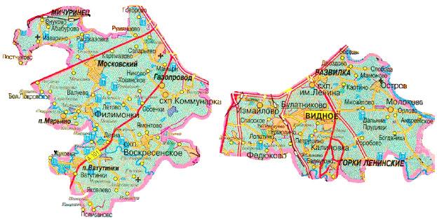 участки ленинский район